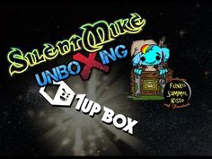 Silent Mike Unboxing #037 - 1up Box September 2015 (Erstmals in Deutschl...