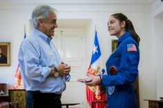 """Alyssa Carson, the astronaut-in-training, would """"consider"""" permanently relocating to Mars Nasa Space Center, Stem Careers, Mission To Mars, Space Program, Number Two, What Is Life About, Astronaut, Woman Quotes, The Dreamers"""