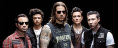 Avenged Sevenfold: The Billboard Cover Story