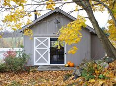 25 Simple And Amazing Garden Shed Ideas - image 16