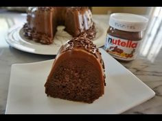 Gelapastel De Nutella - YouTube