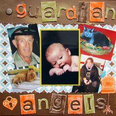 Guardian Angels - Scrapbook.com