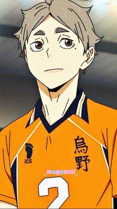 Hottest Anime Characters, Haikyuu Characters, Anime Films, Haikyuu Karasuno, Haikyuu Manga, Tous Les Anime, Manhwa, Volleyball Anime, Overwatch
