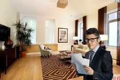 Ira Glass Buys $1.265M 1BR at Chelsea's Carriage House - Curbed NY