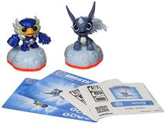 Skylanders Trap Team Breeze & Pet VAC - Mini Character 2 Pack Activision for sale online Skylanders Trap Team Figures, Xbox One, Classroom Coupons, Nintendo, Video Game Reviews, Video Games Xbox, Toy 2, Coloring Pages For Kids, Trading Cards