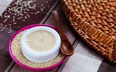 Sos cu tahini din 3 ingrediente • eCuisine Tahini, Salads