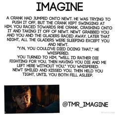 maze runner newt imagine - Google Search