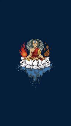 Avatar Aang, Avatar Airbender, Team Avatar, Avatar Tattoo, Zuko, Buddha Wallpaper Iphone, Avatar Picture, Decorating Bookshelves, Legend Of Korra