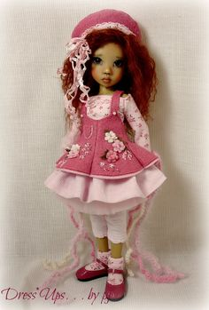 A Kaye Wiggs doll