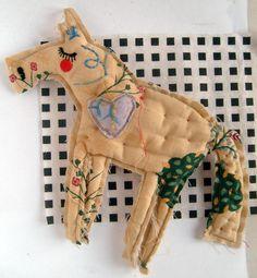 Ein Kuschel-Pferdchen.