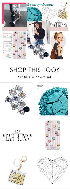 """#Wanderlust"" by juromi ❤ liked on Polyvore featuring Bobbi Brown Cosmetics, Yeah Bunny, Urban Decay, WALL and YeahBunny"