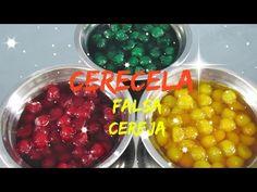 CERECELA- FALSA CEREJA - YouTube