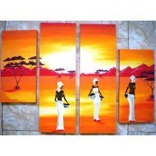resultado de imagen para cuadros de arboles africanos