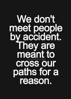 In my case the last ones were to teach me why you shouldn't put trust in anyone and why I do not allow anyone in my circle outside of immediate family.