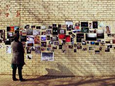 Surgido em Barcelona, o projeto de arte colaborativa Wallpeople volta ao Rio de Janeiro convocando as pessoas a transformarem um muro vazio em galeria.