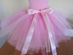 ballerina party... make simple tutus for girls to take home as party favors