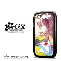 Alice In Wonderland DEAL-505 Samsung Phonecase Cover For Samsung Galaxy S3 / S3 Mini