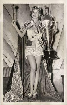 Miss America 1938, Marilyn Meseke