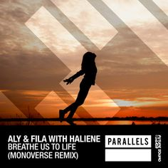 """Monoverse delivers one of his biggest releases to date with this sensational progressive trance remix of """"Breathe Us To Life"""", one of the stand out tracks on Aly & Fila's """"Beyond The Lights"""" album. [title]Tracklist[/title] 01 Aly & Fila with Haliene. Aly And Fila, Alesso, Armin Van Buuren, Trance, Breathe, Movie Posters, Life, Two Daughters, Album Covers"""