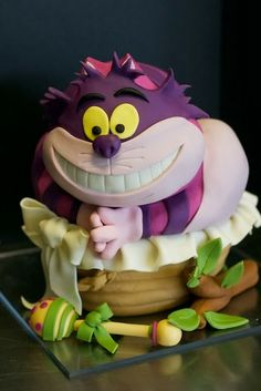 cake alice in wonderland on Pinterest | 63 Photos on alice in wonderl…