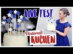 LIVE TEST: PINTEREST BIRTHDAY CAKE | COCO - YouTube