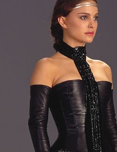 The Girl with the Star-Spangled Heart: Fashion and Film: Padme Amidala