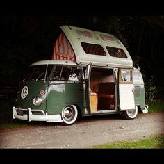 Classic VW bus