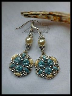 Pendientes - Oh, so pretty!!