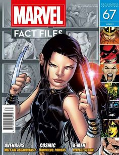 X23 is one of my favorites