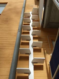 outdoor cat ladder - Google Search
