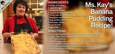 Miss Kay's Recipe!