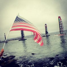 ACWS San Francisco, taken on Instagram by America's Cup fans!