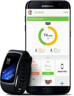 Samsung Gear Fit2 vs. Everybody Else