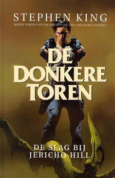 Het vijfde en laatste deel van de De Donkere Toren graphic novel reeks De Slag Bij Jericho Hill over scherpschutter Roland Dechain.