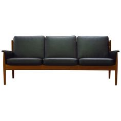 Grete Jalk Sofa for France & Sons | From a unique collection of antique and modern sofas at http://www.1stdibs.com/furniture/seating/sofas/