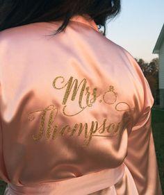 Bridesmaid Robes - Bridesmaid Gifts - Silk Bridesmaid Robes - Robes for  Bridesmaids - Satin Robes - Bride Robe - Bridal Shower Gift - Gift 973b62769