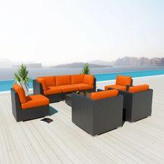 It look amazing having this sofa set.