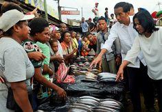 Presiden Jokowi Baru Sadar, Orang Indonesia Harusnya Makan Ikan