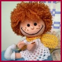 1000+ images about Uncinetto Angeli on Pinterest Crochet ...