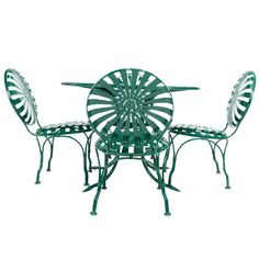 Antique and Vintage Patio and Garden Furniture - For Sale at