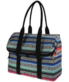 Freezable Picnic Tote | These will help you survive any road trip, whether it's an hour long or a week long.