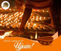 #Ujjain is magnificent, yet simple. There's much more to this place, that meets your eye at once! To walk through the mystique tapestry of this place & explore the city up-close personal, visit www.i4utravels.com/touristplace/ujjain/      #UjjainTourism  #Madhyapradeshtourism