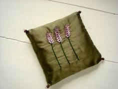 French lavender bag...