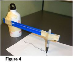 Build a simple seismograph to measure shaking #STEM. Lesson plan provided!