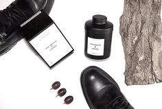Vitis Vinifera & Leather Collection from The Carbon Guild.