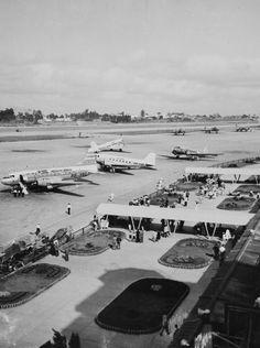 O aeroporto de Congonhas, pelas lentes de Werner Haberkorn (Foto: Werner Haberkorn/Fotolabor).
