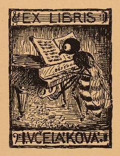 Artist unknown, Art-exlibris.net Download Bookling