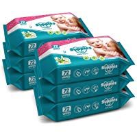 Supples Baby Wet Wipes with Aloe Vera and Vitamin E 72 Wipes/Pack (Pack of ba. - Supples Baby Wet Wipes with Aloe Vera and Vitamin E 72 Wipes/Pack (Pack of babies stuff for my b - Vitamin E, Aloe Vera, Gentle Baby, Baby Lotion, Wet Wipe, Johnson And Johnson, Kids Store, Allergies, Pure Products