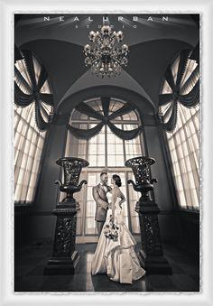Bride Groom At The Statler