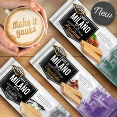 """Jacob's Biscuits on Twitter: """"You have to taste our new Caffé…"""